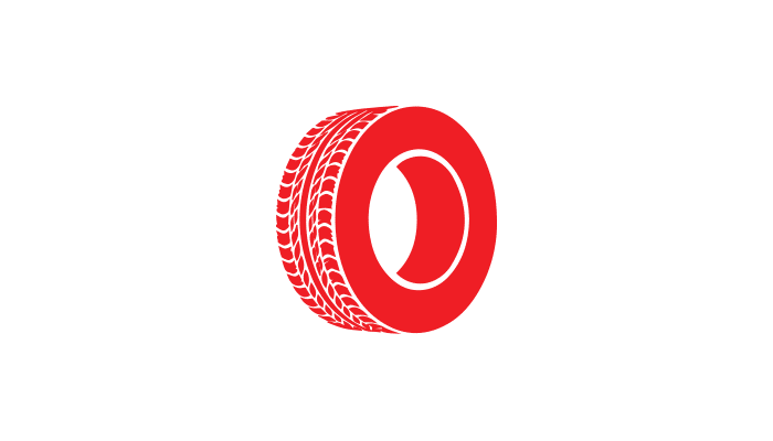 TYRES red