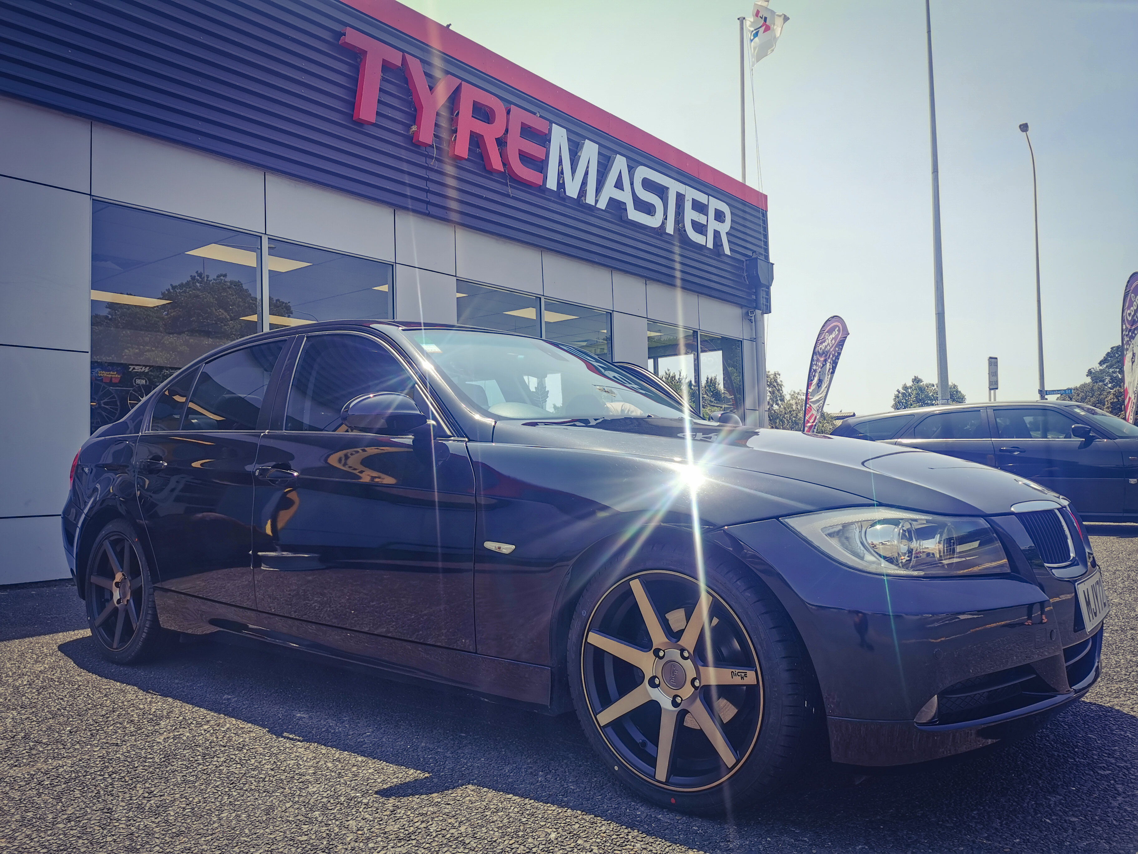 Niche Wheels and GTRadial Tyres
