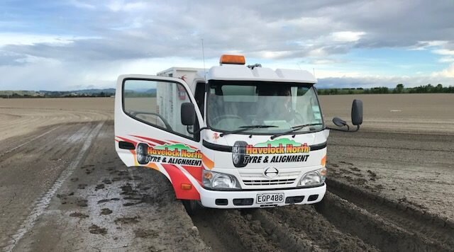 truck tyres havelock north nz e