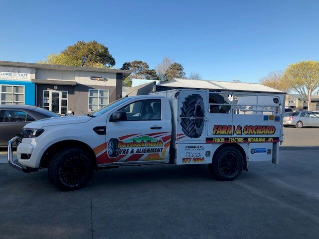 havelock north tyre alignment services