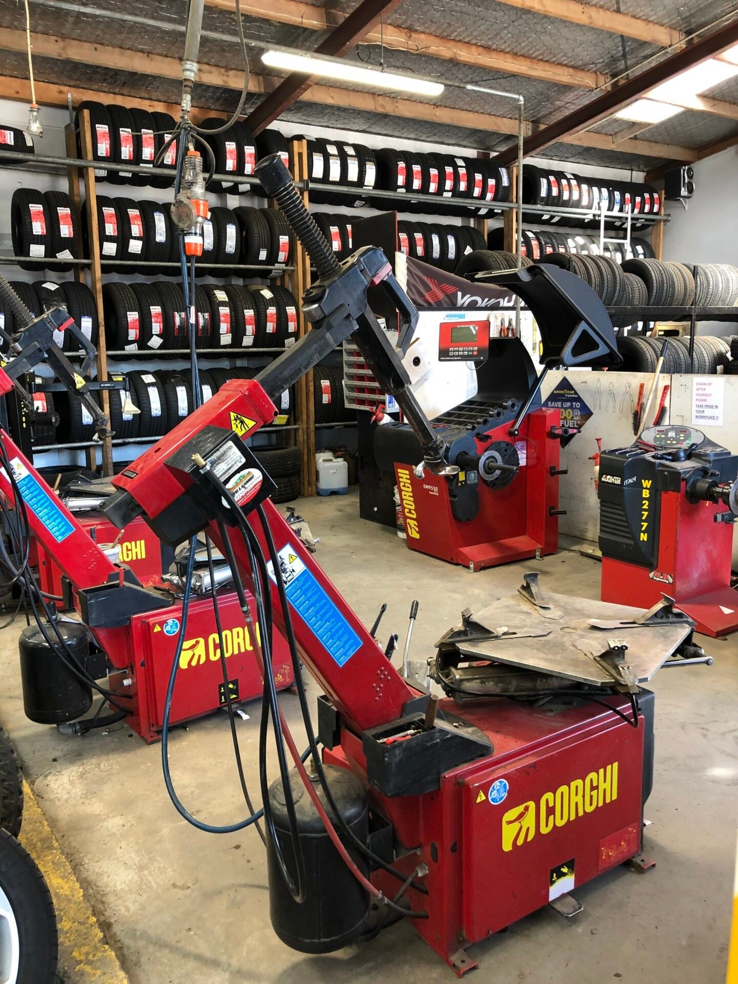 havelock north tyre fitting services rotated