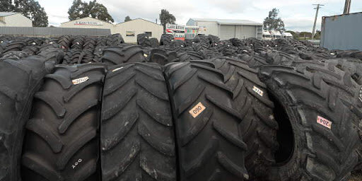 second hand tractor tyres havelock north