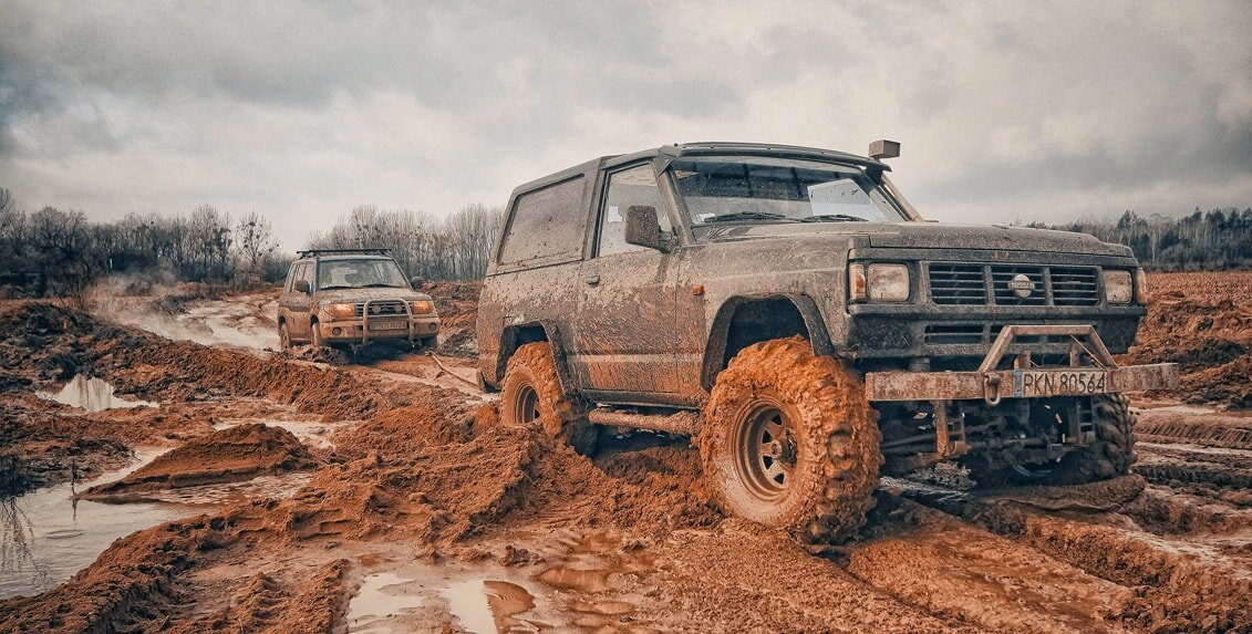 4WD Driving Tyre Tips