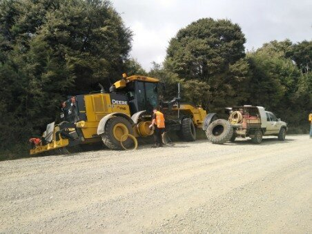 tractor truck agriculture service repair kaitaia